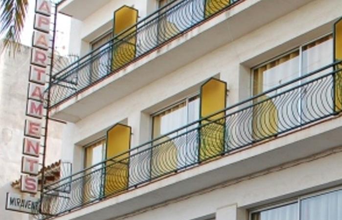 Apartaments Miravent
