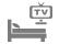 habitaciones  con tv