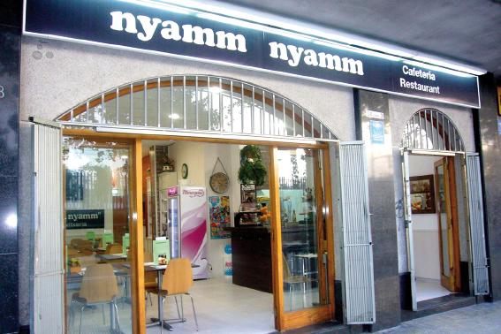 Nyamm Nyamm