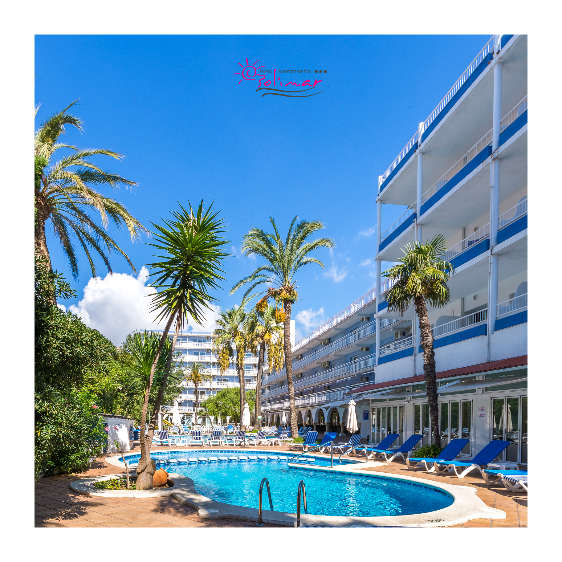 Hotel Apartaments Solimar ***